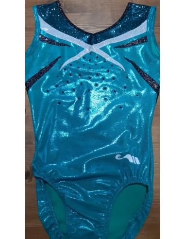 Body Smeraldo G - Body Senza Maniche