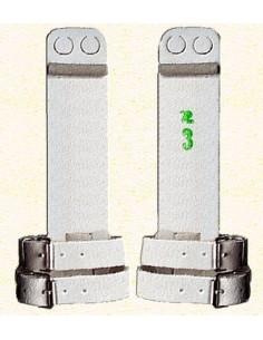Polsino spugna 8cm (coppia)