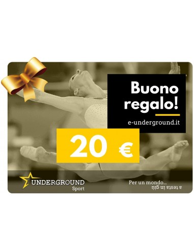 Carta Regalo 20 - Gift Card