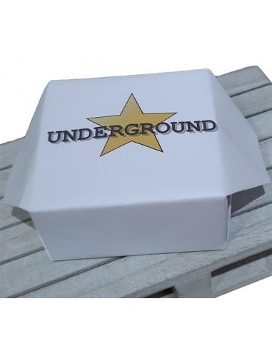 Magnesia UNDERGROUND confezione composta da 36 scatole da 8 cubetti - Magnesia