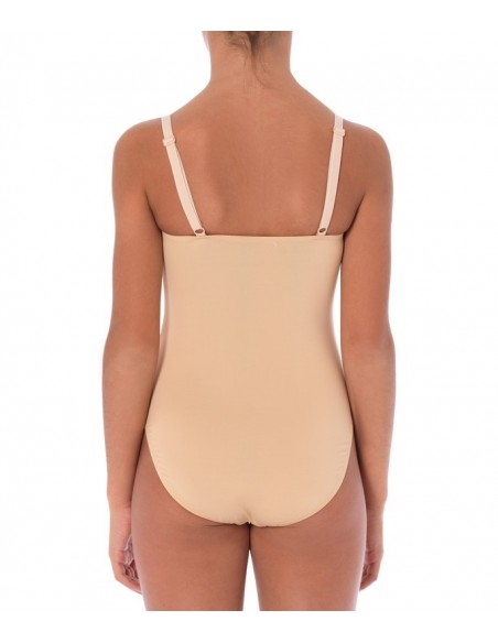 Sottobody color carne intimo